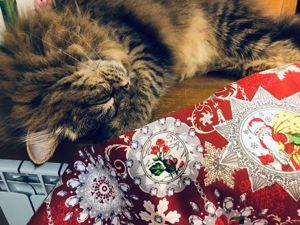 Скоро! Новогодний столовый текстиль!. Ярмарка Мастеров - ручная работа, handmade.
