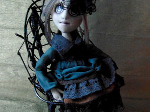 Создание полного комплекта одежды для мистической куколки из трикотажа. Ярмарка Мастеров - ручная работа, handmade.