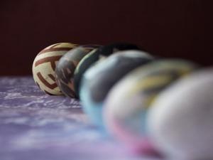 Брендовые яйца, или Как быть в тренде на Пасху. Ярмарка Мастеров - ручная работа, handmade.