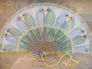 Проект от мастера вышивки по органзе Gary Clarke. Ярмарка Мастеров - ручная работа, handmade.