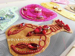 Процесс создания моих украшений. Ярмарка Мастеров - ручная работа, handmade.