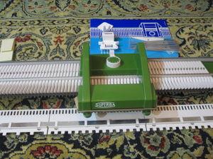 Вязальная машина 3 класса от Superba для толстой пряжи. Ярмарка Мастеров - ручная работа, handmade.
