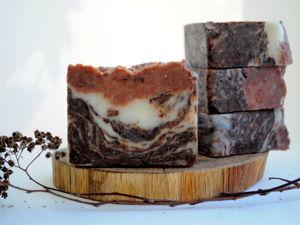 Шоколадное мыло !!!. Ярмарка Мастеров - ручная работа, handmade.