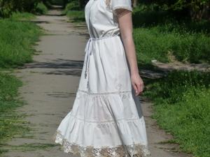 Аукцион на летнее платье!. Ярмарка Мастеров - ручная работа, handmade.