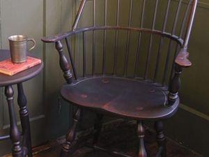 Виндзорские стулья и кресла — история создания. Ярмарка Мастеров - ручная работа, handmade.