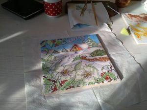 С первым снегом, МО!. Ярмарка Мастеров - ручная работа, handmade.