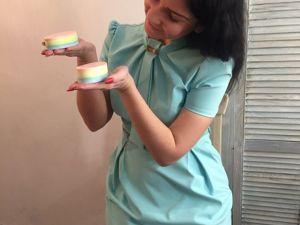 Провела фото-съёмку своих первых работ мыла в Инстарум. Ярмарка Мастеров - ручная работа, handmade.