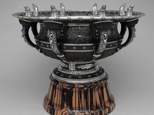 Tiffany&Co на Всемирной Колумбийской выставке 1893 года. Ярмарка Мастеров - ручная работа, handmade.