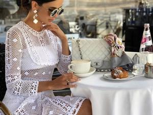 Летняя вязаная мода — черпаем вдохновение! 35 модных моделей. Ярмарка Мастеров - ручная работа, handmade.