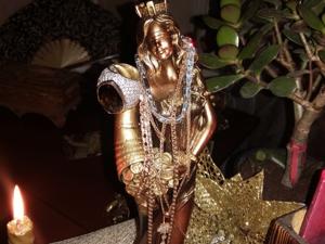 День рождения богини Фортуны. Ярмарка Мастеров - ручная работа, handmade.