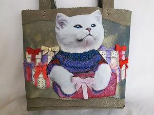 Скидки на готовые сумочки! 15% и 20% в честь весны!. Ярмарка Мастеров - ручная работа, handmade.