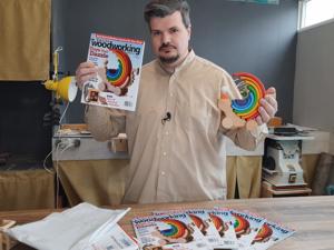Чертеж моей игрушки напечатал зарубежный журнал. Ярмарка Мастеров - ручная работа, handmade.