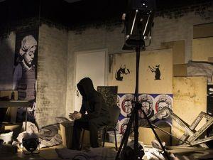 Бэнкси (Banksy). Ярмарка Мастеров - ручная работа, handmade.
