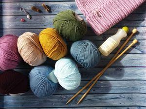 Как ухаживать за вязаной одеждой. Ярмарка Мастеров - ручная работа, handmade.