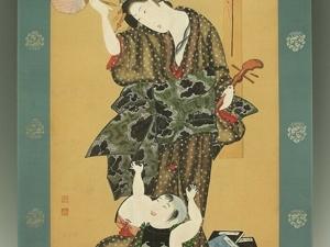 Kakejiku — японский взгляд на живопись. Ярмарка Мастеров - ручная работа, handmade.