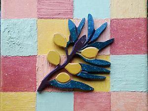 Как просто создать декоративное панно с фигуркой из МДФ. Ярмарка Мастеров - ручная работа, handmade.