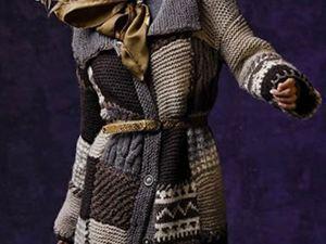 Вязаные кардиганы и пальто — только плюсы и никаких минусов. Ярмарка Мастеров - ручная работа, handmade.