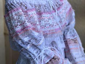 Венчальное платье. Ярмарка Мастеров - ручная работа, handmade.