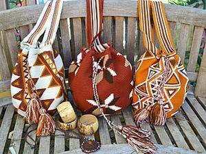 Индейская сумка Mochila. Ярмарка Мастеров - ручная работа, handmade.