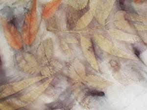 Новинка! Шарф  «Дерево чудес». Об эвкалипте. Ярмарка Мастеров - ручная работа, handmade.
