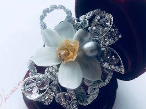 «Flowers in January» Новая Коллекция!. Ярмарка Мастеров - ручная работа, handmade.