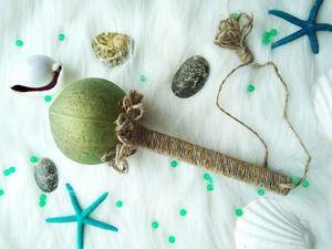 Видео к работе Зеленый маракас горох гречка в мешочке. Ярмарка Мастеров - ручная работа, handmade.