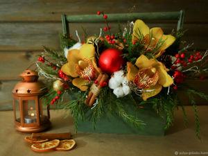 В предвкушении чуда: украшаем дом к Новому году. Ярмарка Мастеров - ручная работа, handmade.