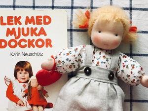 Пупсики-малышки (вальдорфские куклы). Ярмарка Мастеров - ручная работа, handmade.