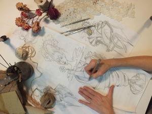 Процесс создания куклы. Ярмарка Мастеров - ручная работа, handmade.
