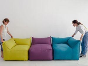 Универсальность углового дивана. Ярмарка Мастеров - ручная работа, handmade.
