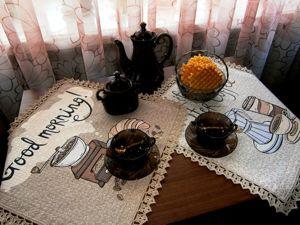 Доброе утро !. Ярмарка Мастеров - ручная работа, handmade.