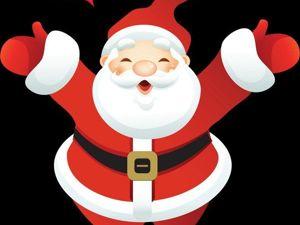 Чтобы Дедушка Мороз вам подарочки принес!. Ярмарка Мастеров - ручная работа, handmade.
