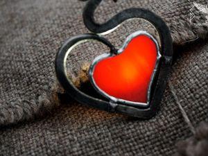 Ко Дню всех влюблённых. Ярмарка Мастеров - ручная работа, handmade.