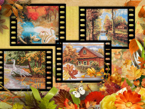 Осенняя коллекция. Ярмарка Мастеров - ручная работа, handmade.