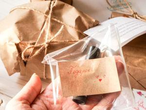 Подарок при каждой покупке. Ярмарка Мастеров - ручная работа, handmade.