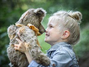 Мишки- это счастье, радость, они волшебные. Ярмарка Мастеров - ручная работа, handmade.