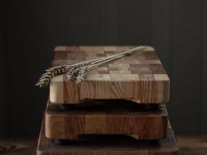 Торцевая доска: особенности и нюансы. Ярмарка Мастеров - ручная работа, handmade.
