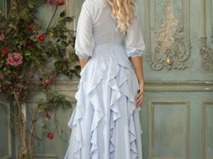 Аукцион на Очаровательное платье ! Старт 3000 руб.!. Ярмарка Мастеров - ручная работа, handmade.