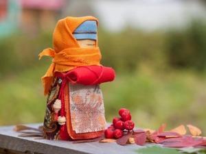 Мастерим куклу «Берестушку». Ярмарка Мастеров - ручная работа, handmade.
