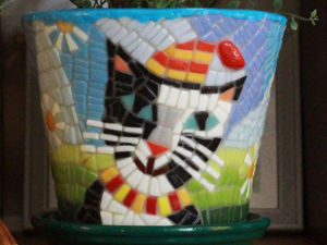 Эпоксидная затирка для мозаики. Ярмарка Мастеров - ручная работа, handmade.