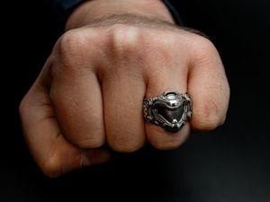 Скидка на мужские украшения из серебра. Ярмарка Мастеров - ручная работа, handmade.