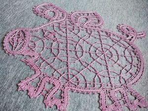 Леа — любопытная свинка. Ярмарка Мастеров - ручная работа, handmade.