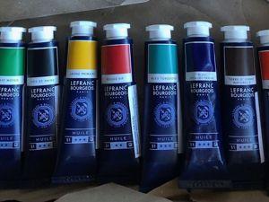 Французские краски, высшего качества! Ящик -чемоданчик — лучший подарок художнику! АКЦИЯ ДНЯ!!. Ярмарка Мастеров - ручная работа, handmade.