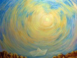 Синий глинтвейн — новая сказка. Ярмарка Мастеров - ручная работа, handmade.