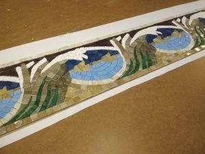 Мастер-классы по мозаике от студии  «Феррум Дизайн». Ярмарка Мастеров - ручная работа, handmade.