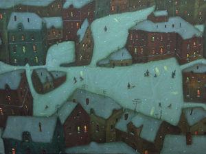 «Гвоздарики». Взгляд сквозь время. Часть 2. Город ангелов. Ярмарка Мастеров - ручная работа, handmade.