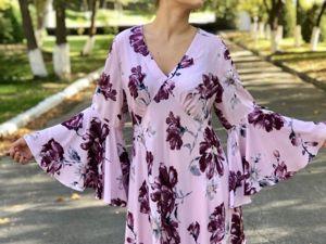 Платье из новой коллекции — Жестокий романс. Ярмарка Мастеров - ручная работа, handmade.