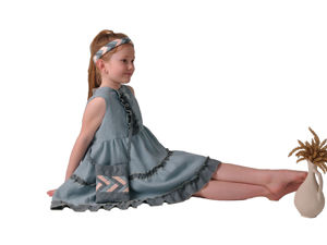Коллекция детских летних платьев!. Ярмарка Мастеров - ручная работа, handmade.