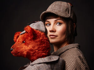 Медведи для красивых фотографий. Ярмарка Мастеров - ручная работа, handmade.
