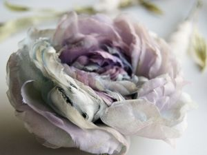 История создания розы...Шелковая флористика. Ярмарка Мастеров - ручная работа, handmade.